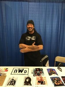Wrestler Sean Waltman.