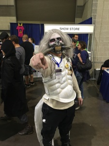 Immortan Joe.