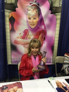 Actress Barbara Eden (I Dream of Jeannie).