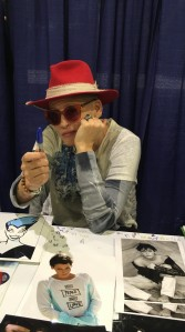 Lori Petty (Tank Girl).