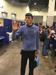 Spock.