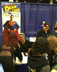 Actor Dean Cain ().