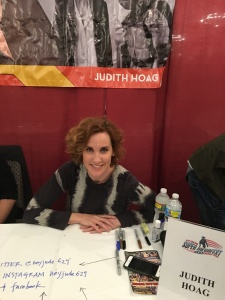 Actress Judith Hoag (Teenage Mutant Ninja Turtles [1990]).