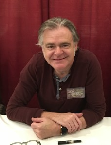 Actor Kevin McNally (Pirates of the Caribbean: The Curse of the Black Pearl).