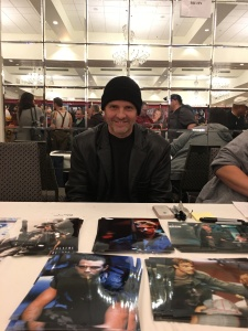 Actor Michael Biehn (The Terminator).