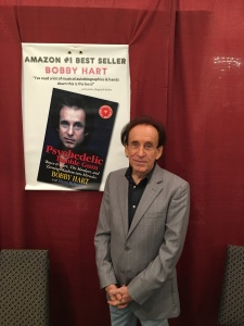 Musician/author Bobby Hart.