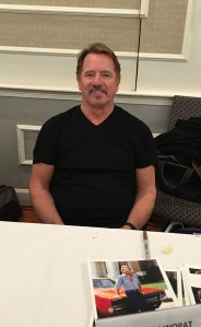 Actor Tom Wopat ().