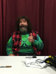 Mick Foley (WWE).