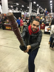 The Walking Dead's Negan.