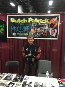 Butch Patrick (The Munsters).