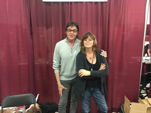 Musicians Mark Lindsay and Susan Cowsill.