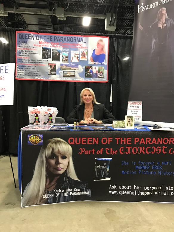 Queen of the Paranormal | Jason Harris Promotions