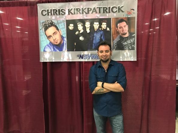 Chris Kirkpatrick (Nsync).