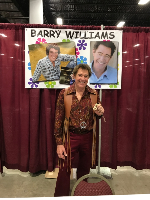 Barry Williams (The Brady Bunch).