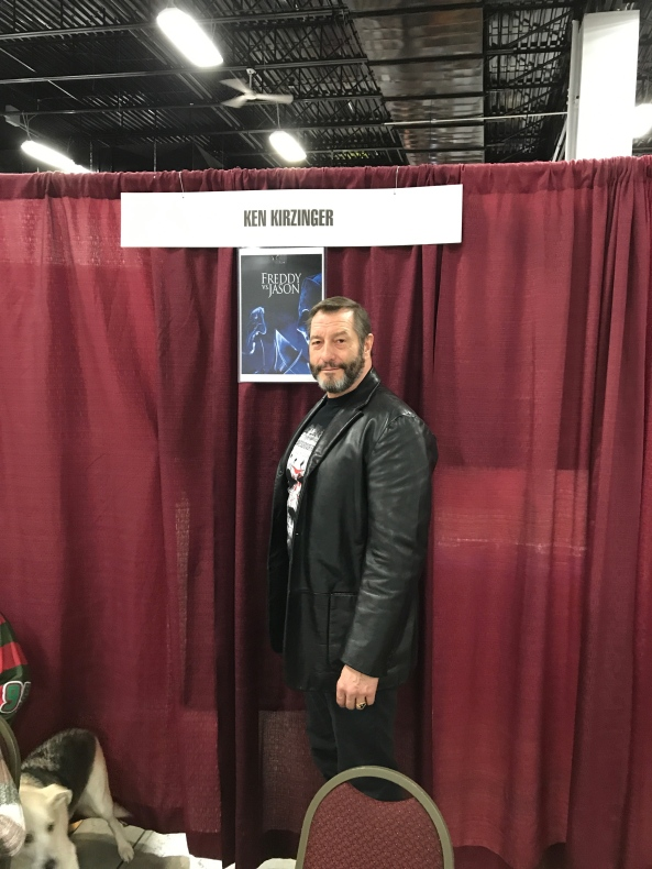 Ken Kirzinger (Freddy vs. Jason).