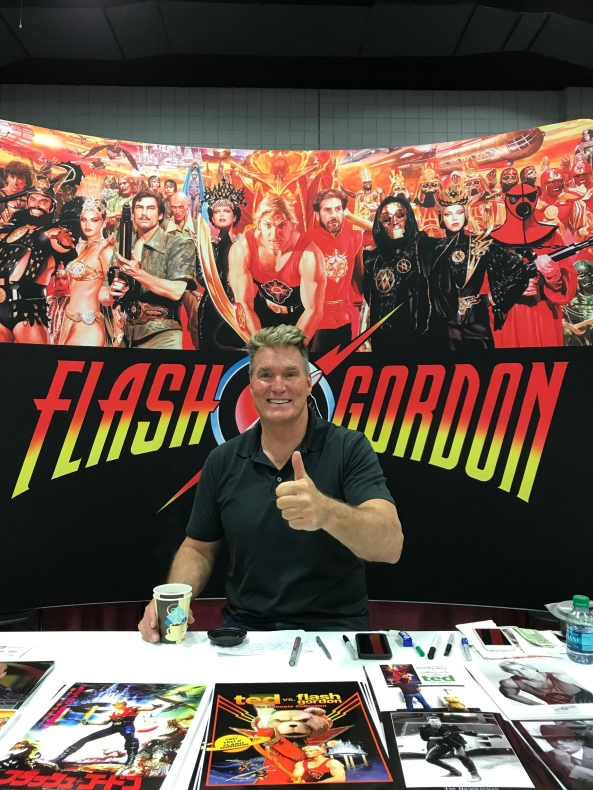 Sam Jones (Flash Gordon).