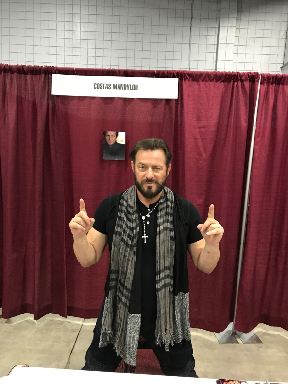 Costas Mandylor (Saw).