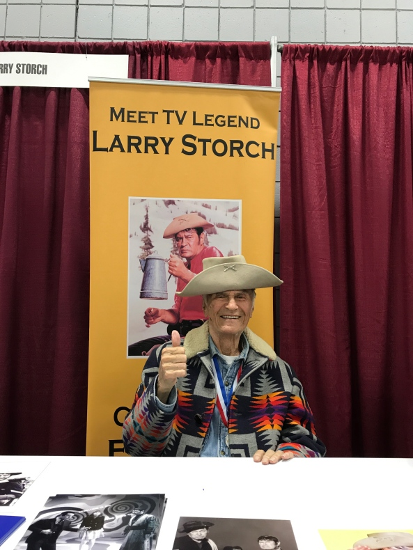 Larry Storch (F Troop).
