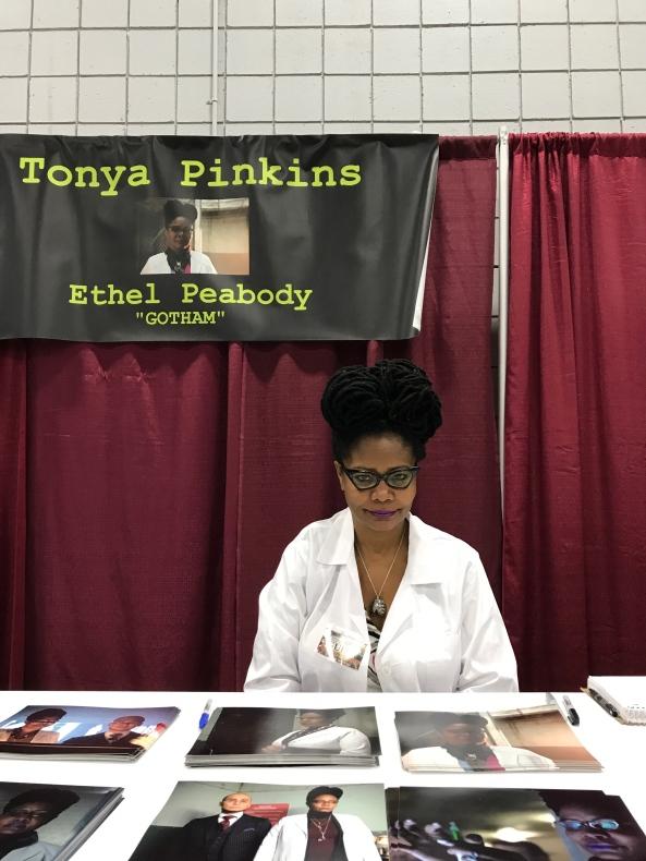 Tonya Pinkins (Gotham).
