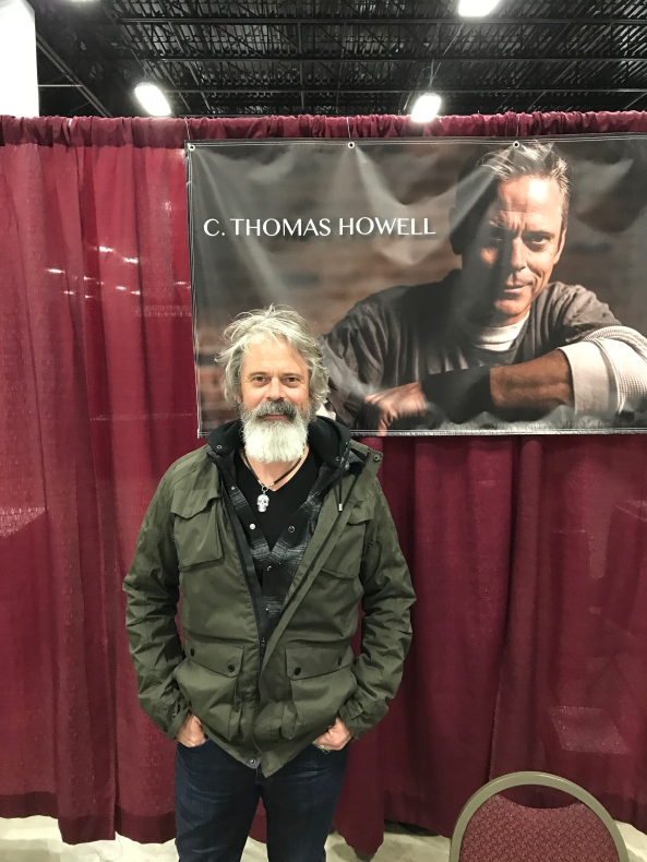 C. Thomas Howell (E.T. The Extra-Terrestrial, Red Dawn).