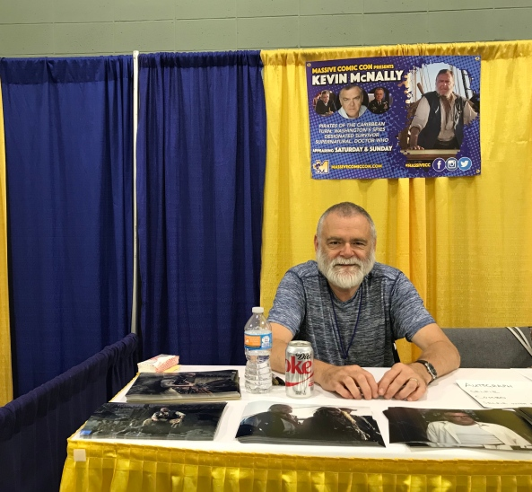 Kevin McNally (Pirates of the Caribbean: The Curse of the Black Pearl).