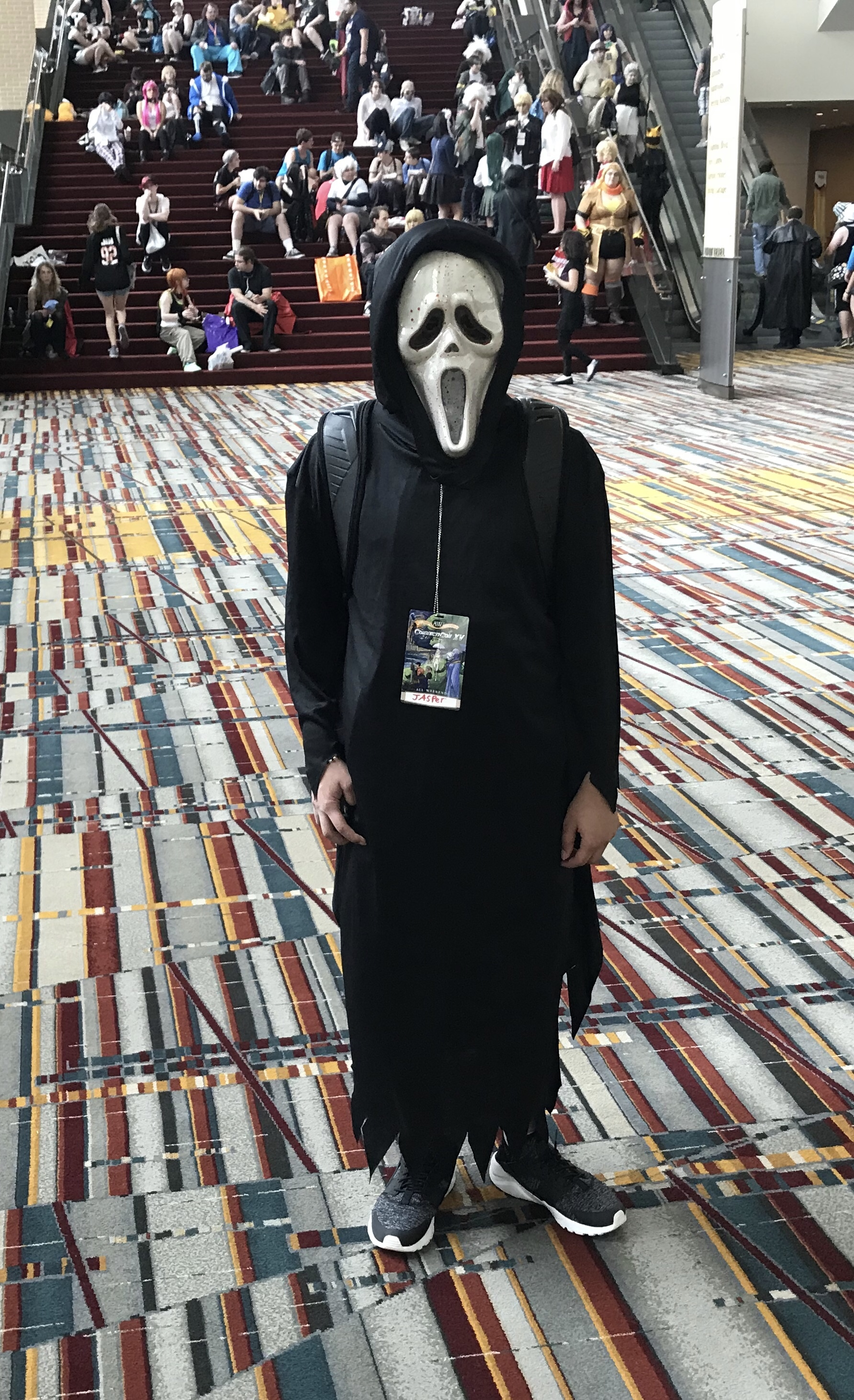 Ghostface.
