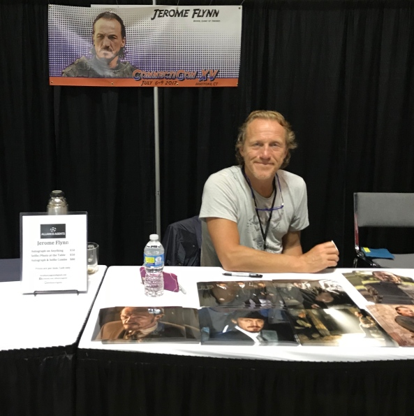 Jerome Flynn (Game of Thrones).