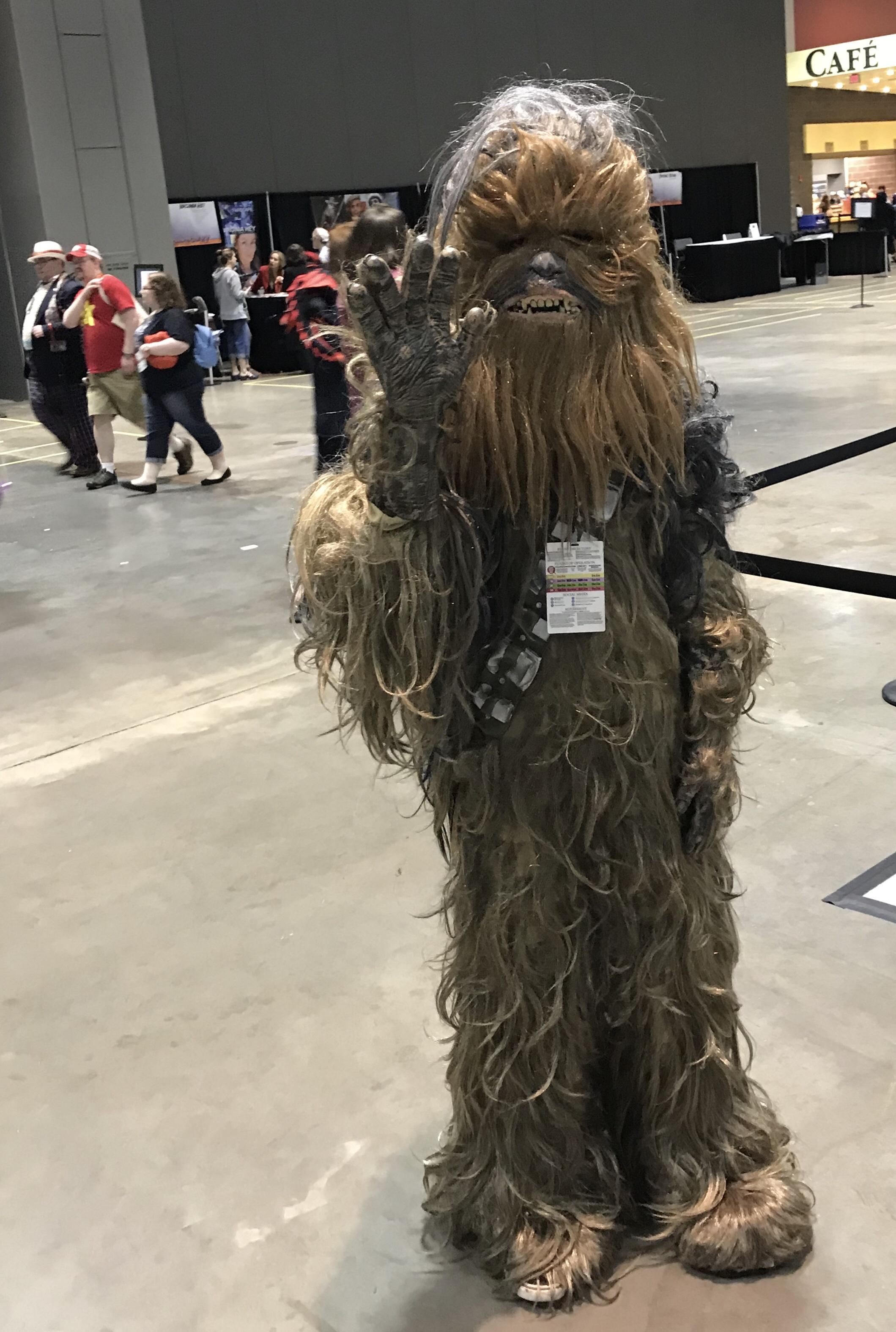 Chewbacca.