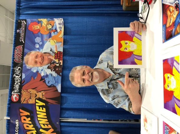 Larry Kenney (Thundercats).