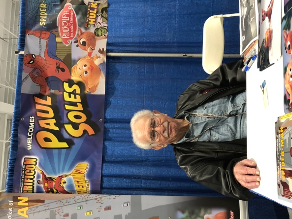 Paul Soles (Spider-man).