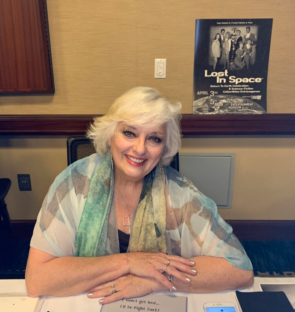 Angela Cartwright (Lost in Space)