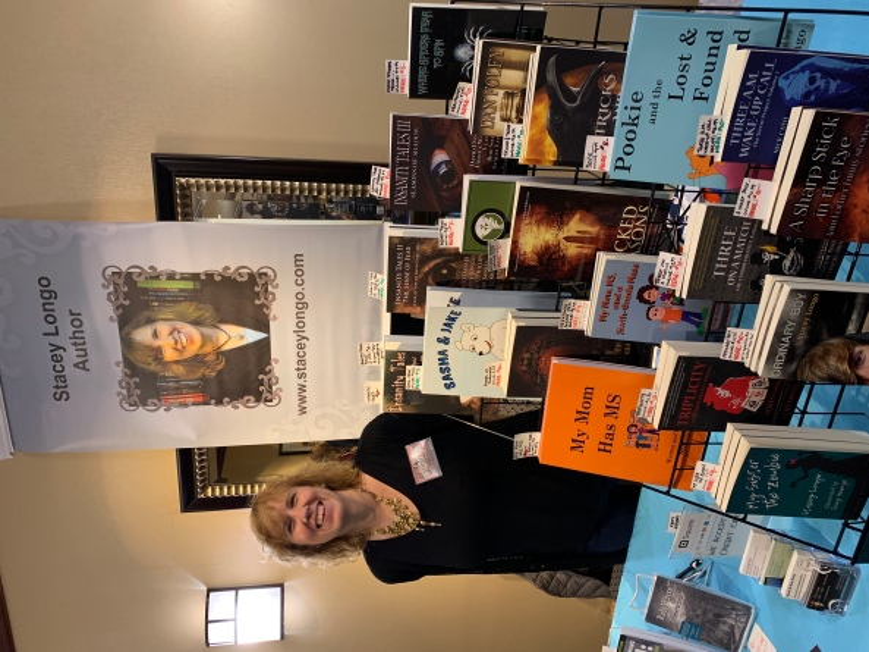Author Stacey Longo