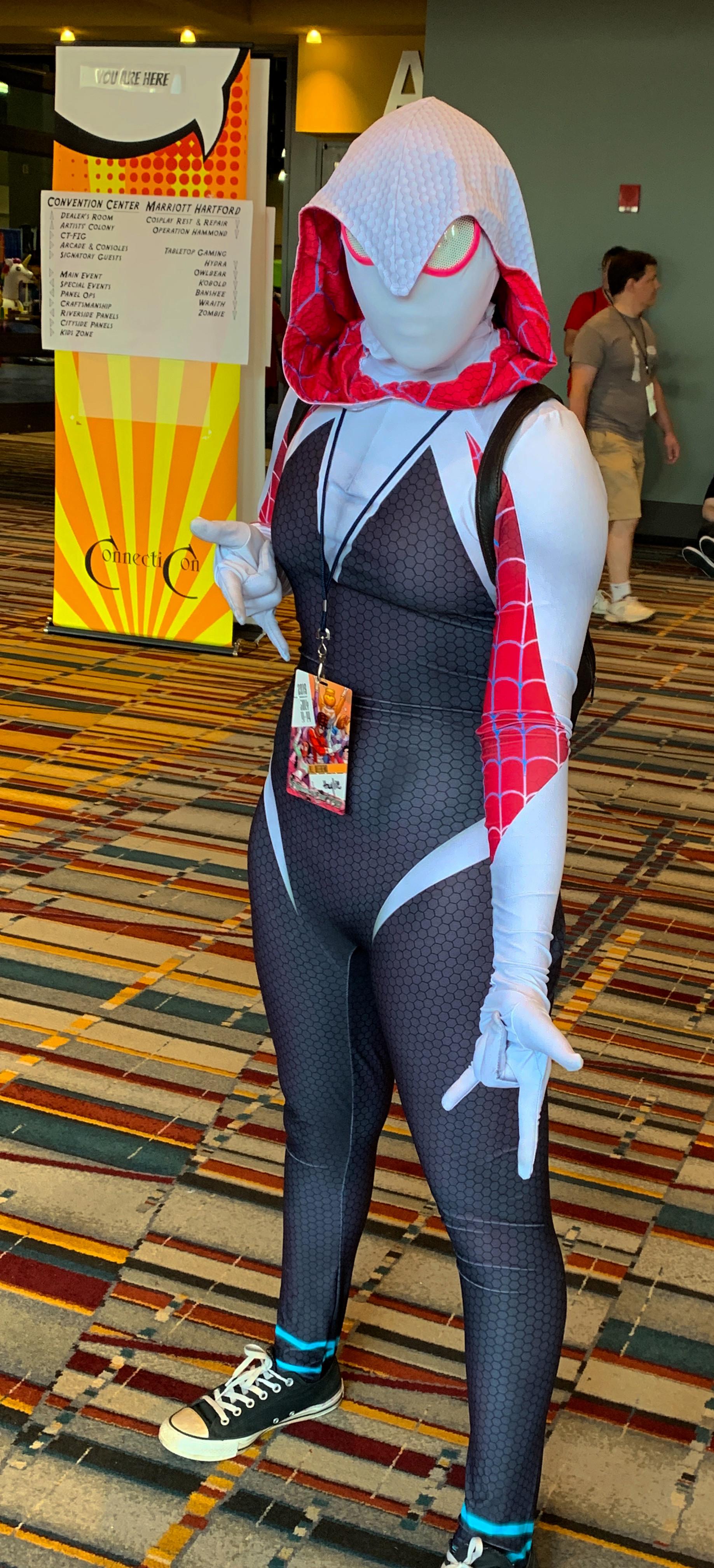 Spider Gwen.