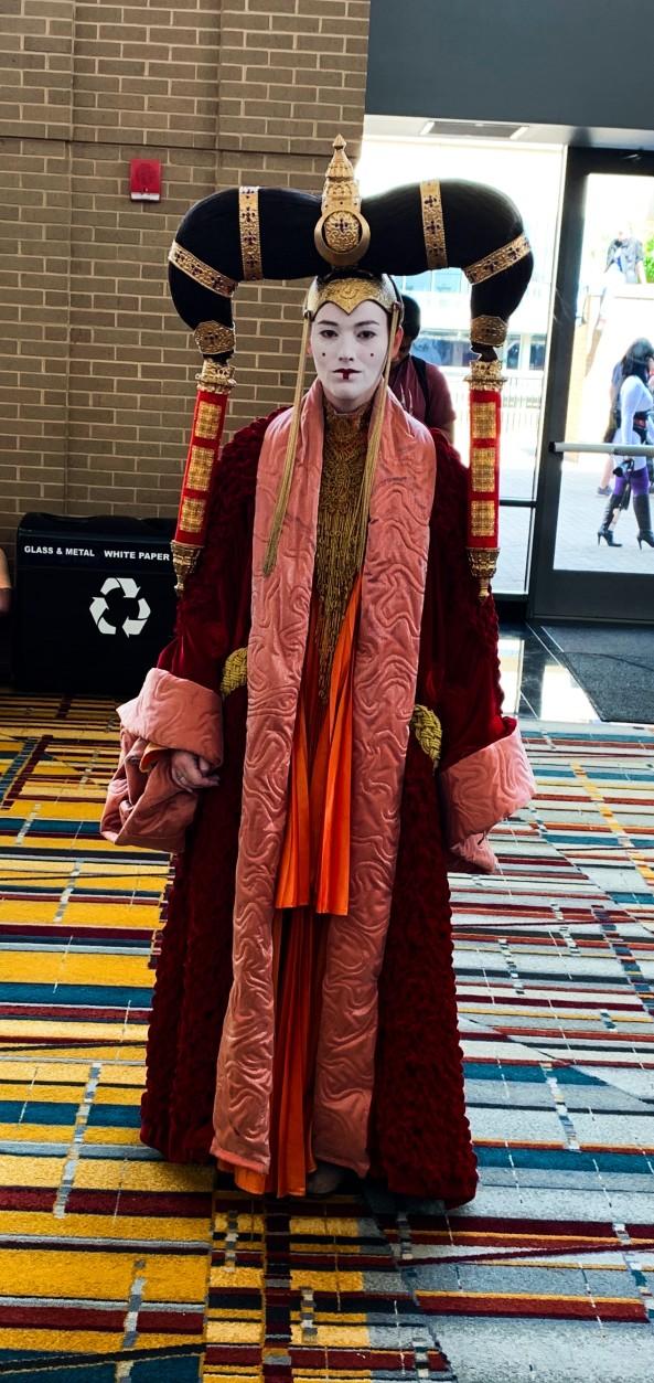 Queen Amidala.