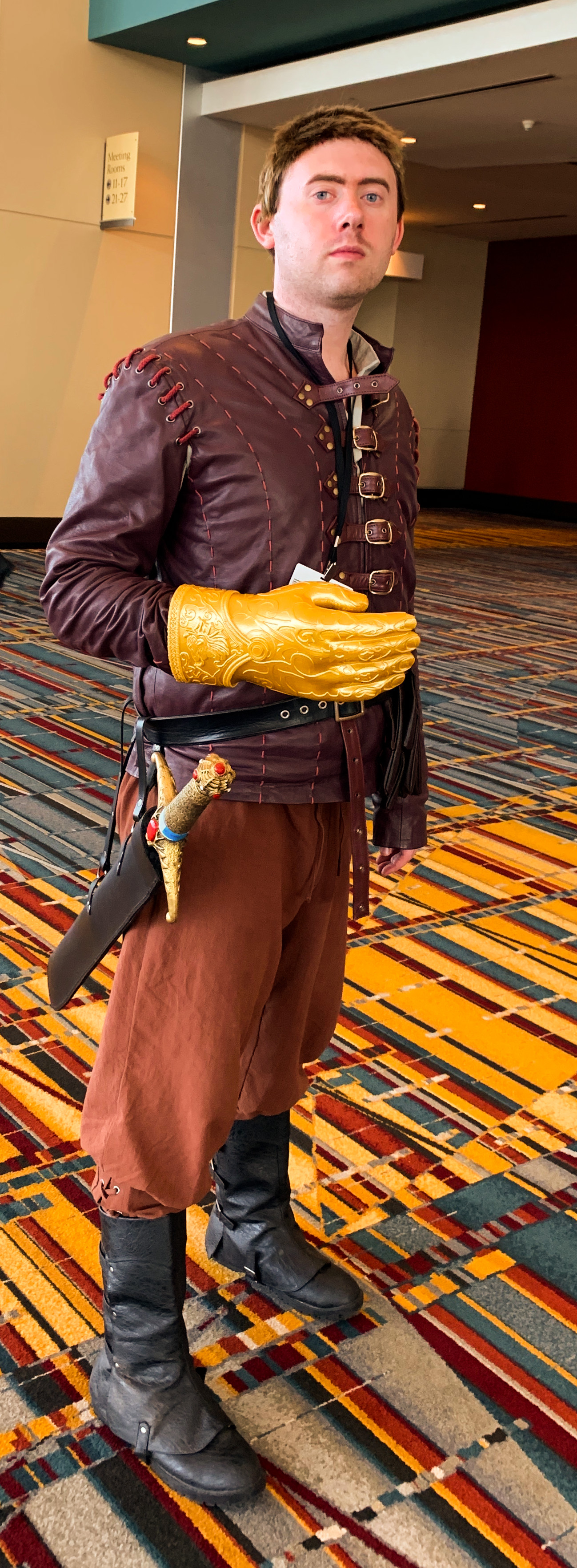 Star-Lord with the Infinity Glove.