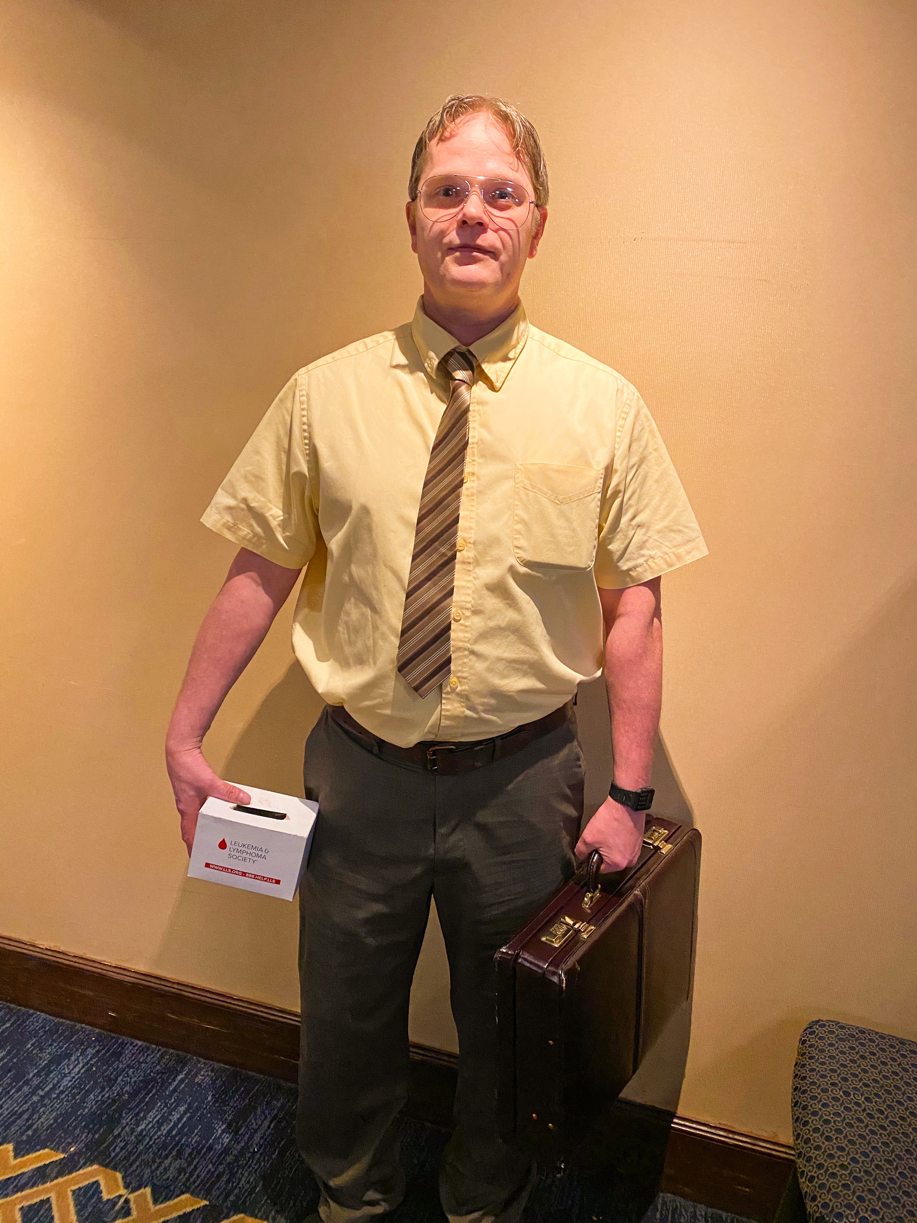 Dwight Schrute.
