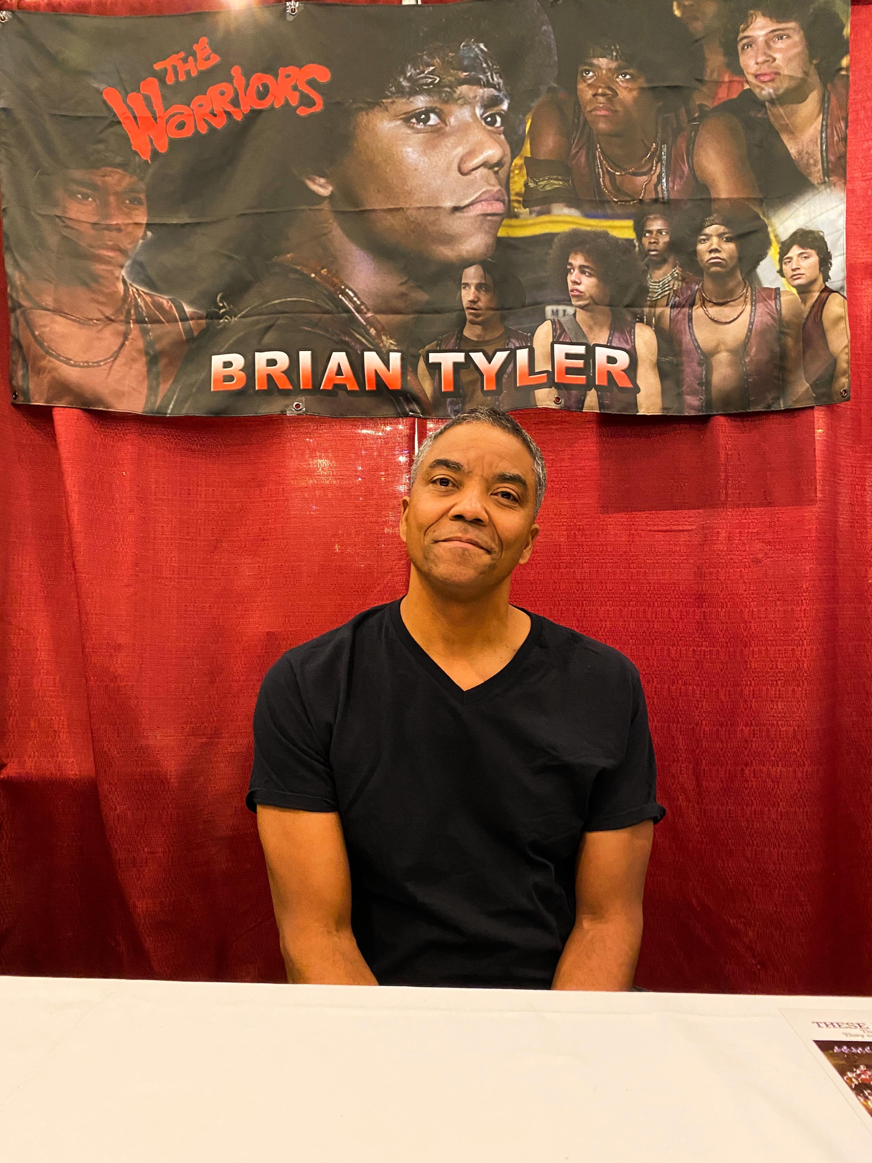 Brian Tyler (The Warriors).