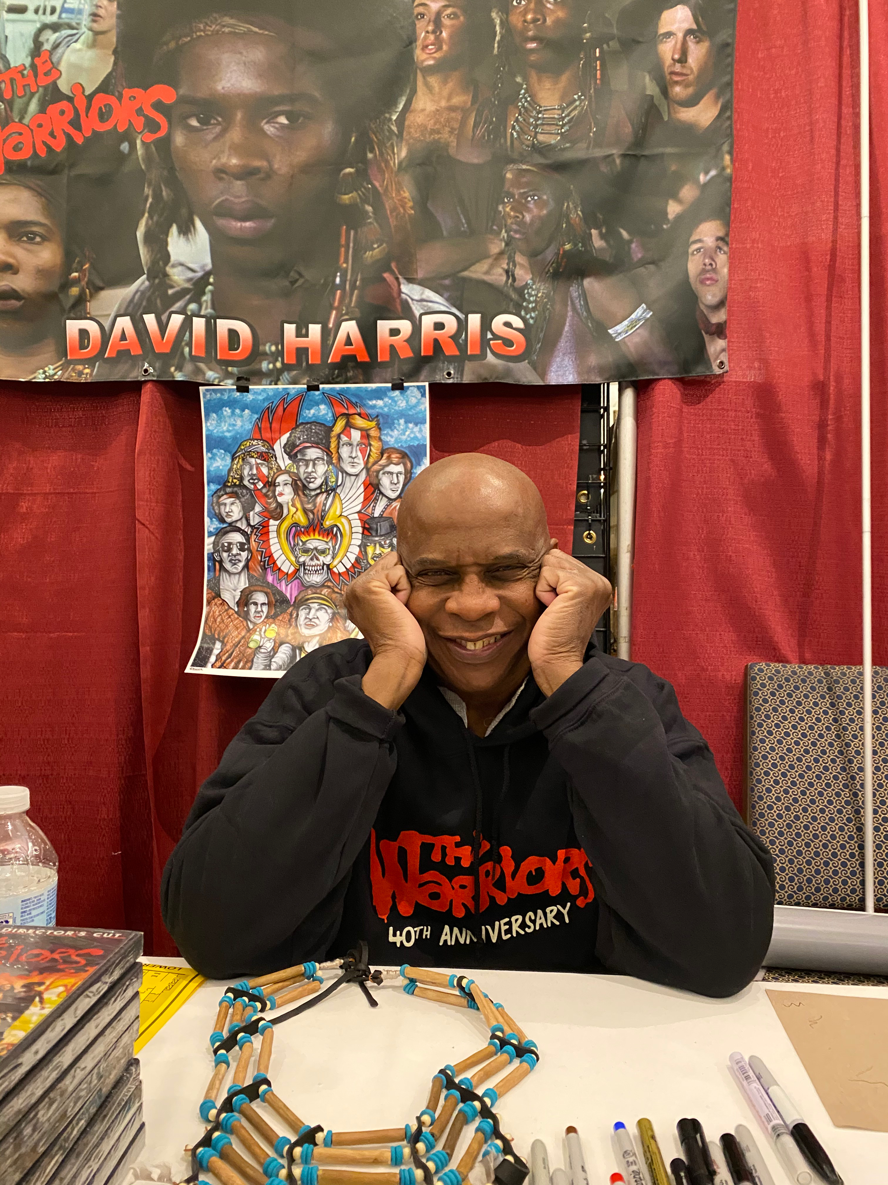 David Harris (The Warriors).